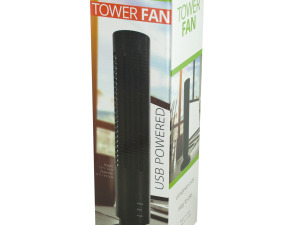 USB Powered Tower Fan
