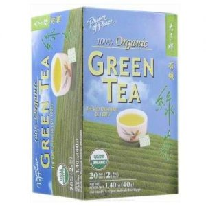 Certified Organic Green Tea