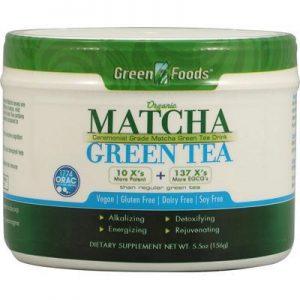 Organic Matcha Green Tea