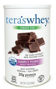 Dark Chocolate Whey Protein