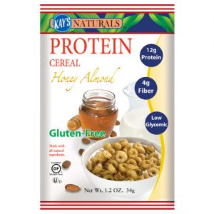 Protein Cereal Honey Almond