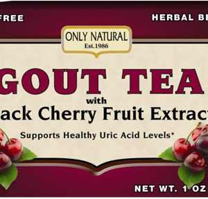 Gout Tea Black Cherry Fruit Extract