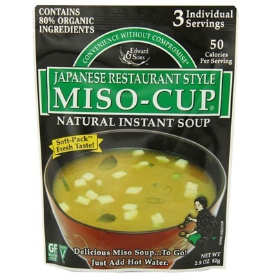 Japanese Miso Soup Cup