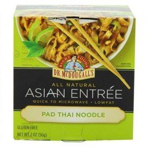 Pad Thai Noodles Soup