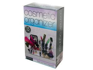 Compartmental Cosmetic Organizer