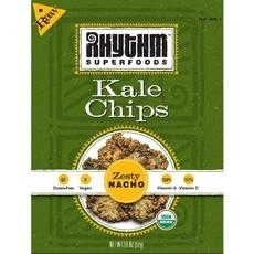 Zesty Nacho Kale Chips