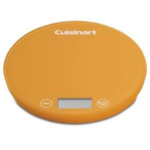 Digital Kitchen Scale Orange
