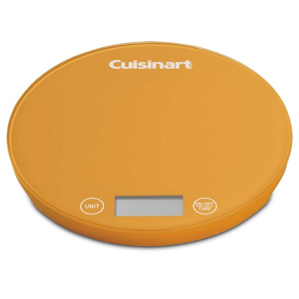 Digital Kitchen Scale Orange