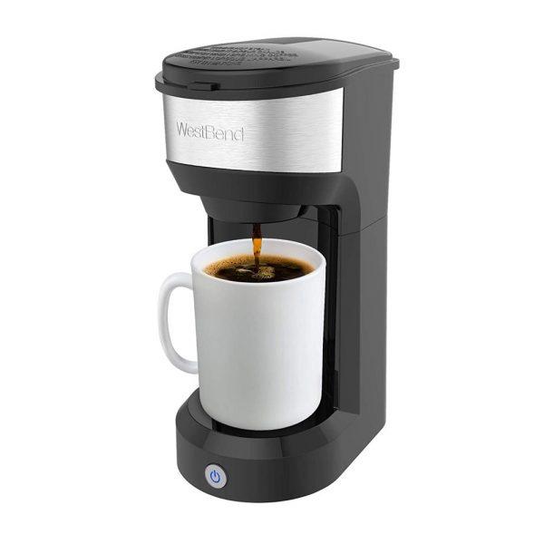 Quick Brew Coffee Maker