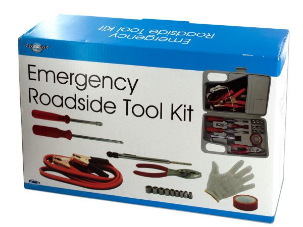 Emergency Roadside Tool Kit