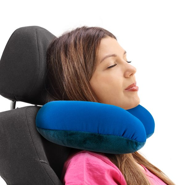 Microbead neck pillow