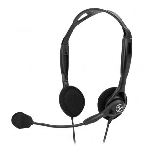 Stereo PC Headset with microphone